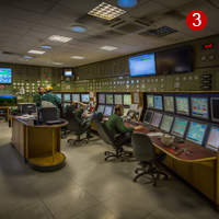 Wilton Control Rooms