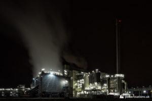 Wilton Biomass Plant