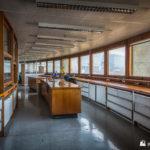 Laboratory in the admin building