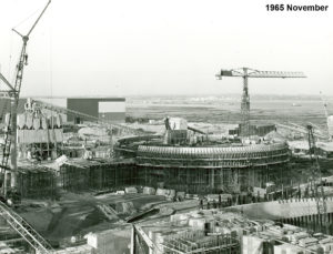 Fawley Construction November 1965