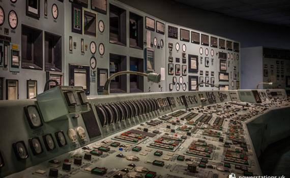 Control panel detail