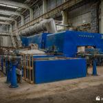 Parsons Turbine and Generator