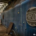 Parsons maker's plate