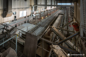 Coal conveyors