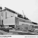 Tilbury B under construction