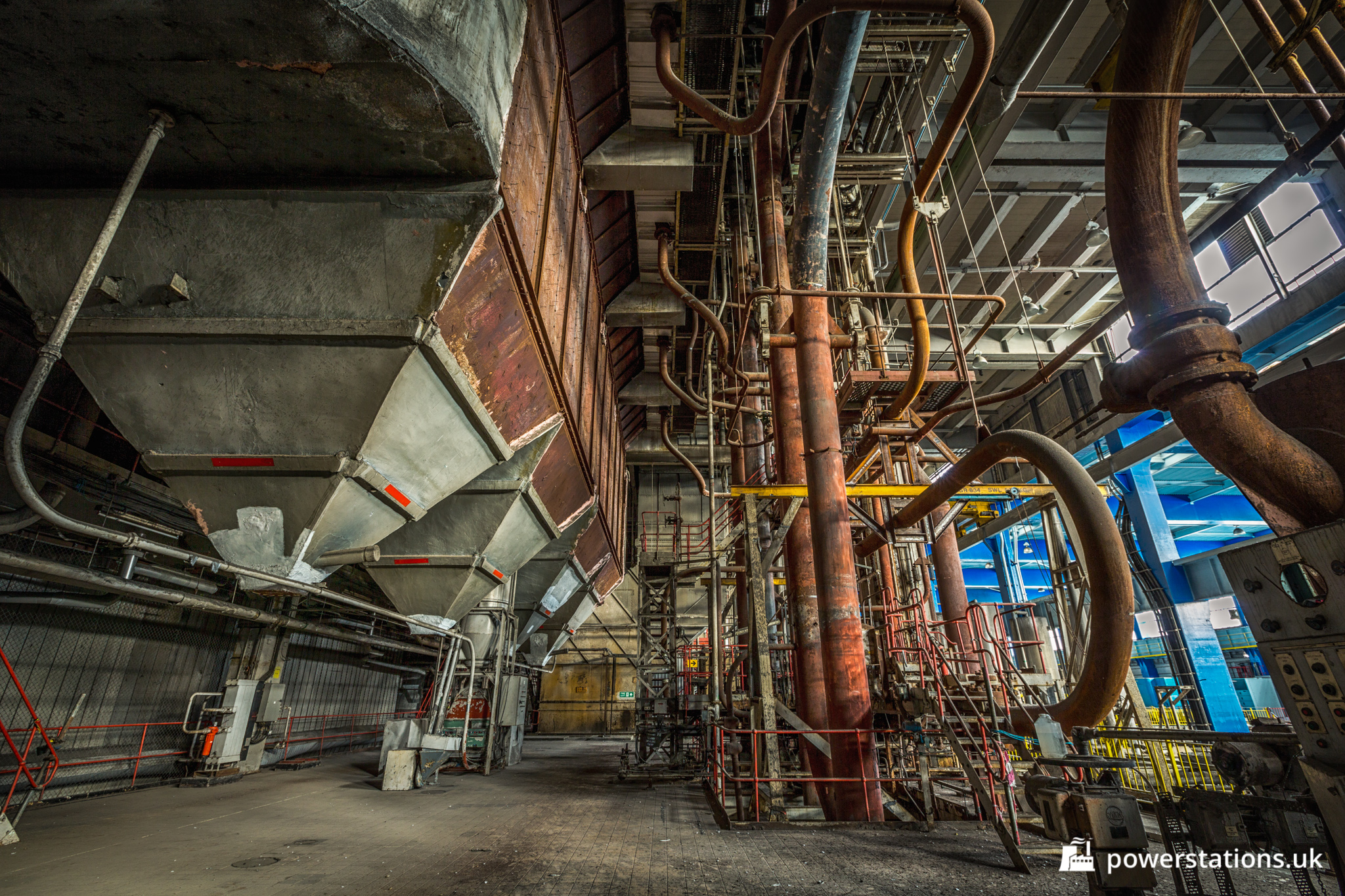 Tilbury B Power Station – Boiler House and Fuel Delivery – Power ...