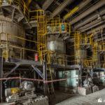 Unit 10 pulverising mill