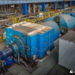Unit 8 Alternator and LP Turbines