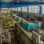 Overview of Units 9 & 10 in the turbine hall