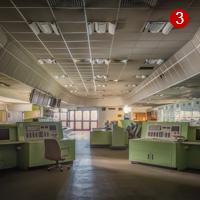Tilbury Control Room