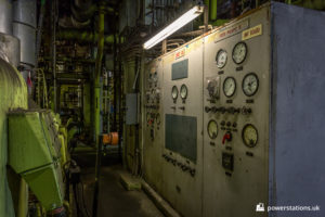 Boiler Feed Pump Control Board