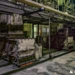 Unit 15 coal feeders