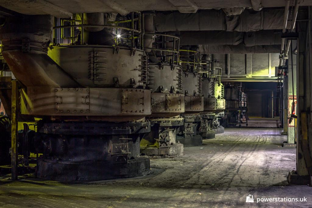 Pulverised Fuel Mills