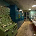 Unit 15 Control Room