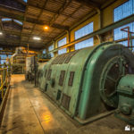 Metropolitan Vickers Alternator