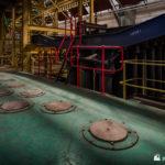 Sizewell reactor mockup