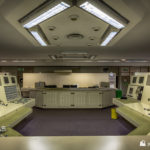 Unit 2 control station with engineering desk behind