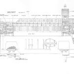 Section through generator