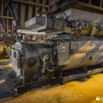 Unit 4 coal feeder detail