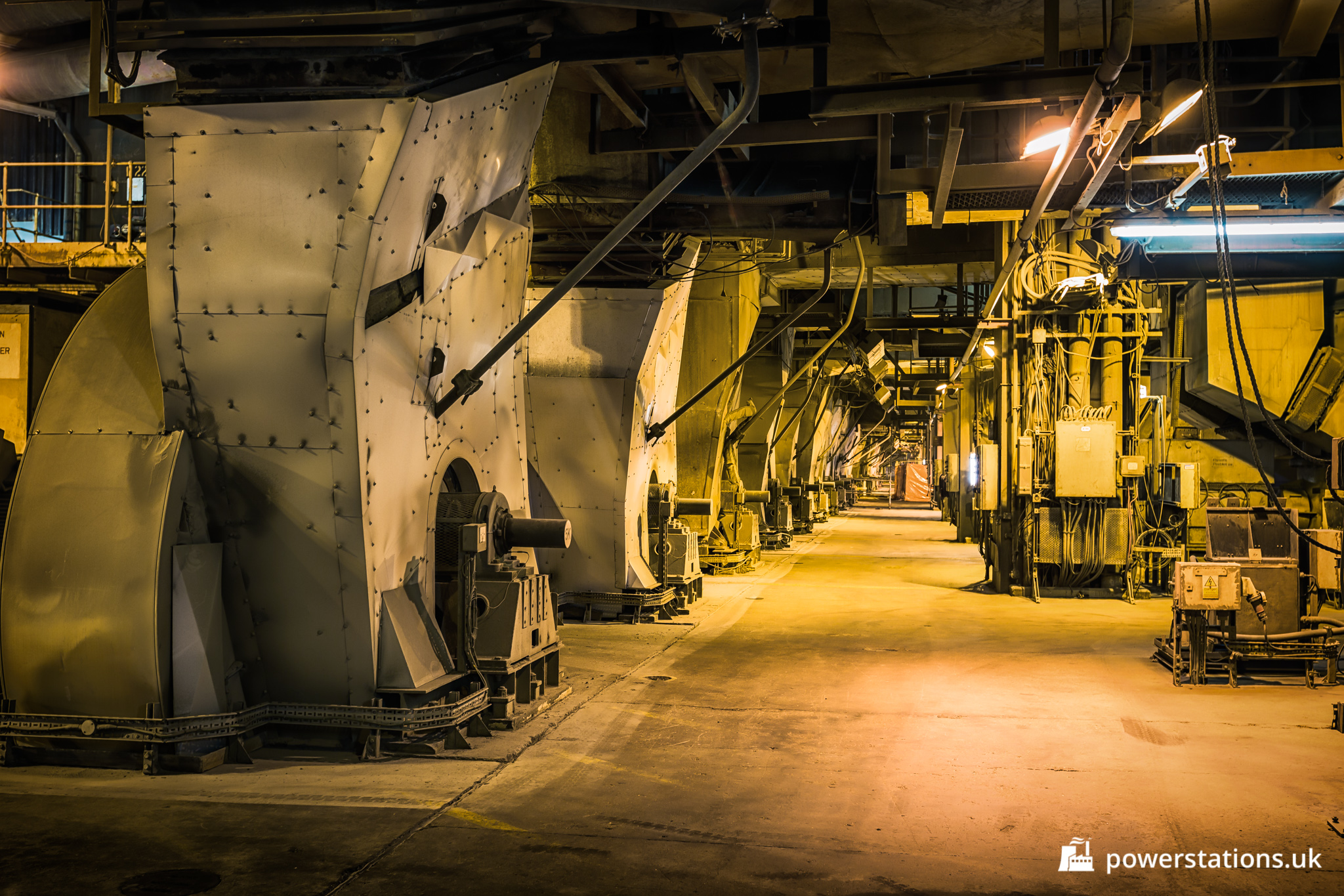 Mill Hall Pa >> Drax Power Station – Boiler House and Mills – Power Stations of the UK
