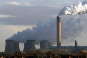 Drax emissions © Dave Pickersgill (CC Licence)
