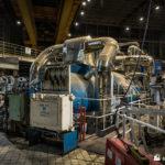 Unit 6 High-Pressure (HP) and Intermediate-Pressure (IP) turbines