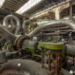 Main boiler feed pump