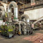 Main boiler feed pump turbine