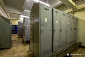 Bathhouse Lockers