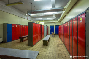 Bathhouse Lockers