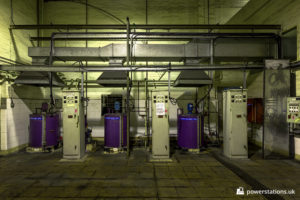 Chemical Injection Plant