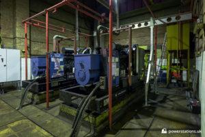 Stand-by Diesel Generators