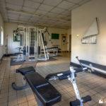 Staff gym