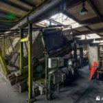 Conveyor into bunkers