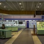 General view of the control room