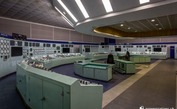 Unit 2 and 3 controls