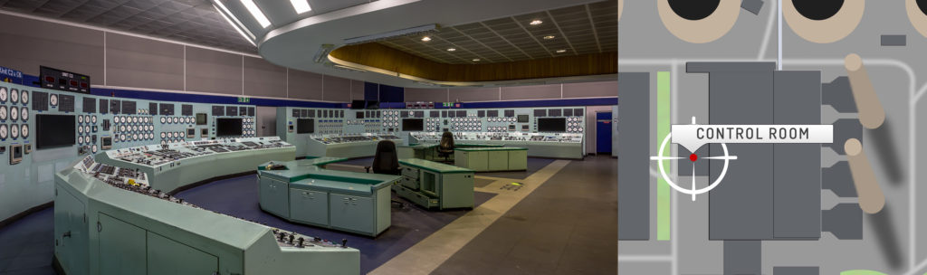 Ferrybridge C Control Room