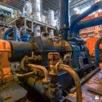 Boiler Feed Pump Close-up