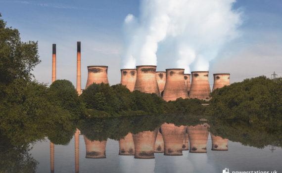 Ferrybridge C Power Station, West Yorkshire