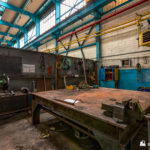 Part of the workshops