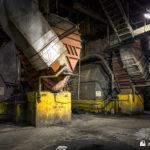 Rear of unit 3 E & D mills