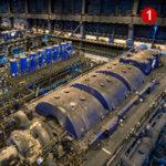 Eggborough Power Station Turbines